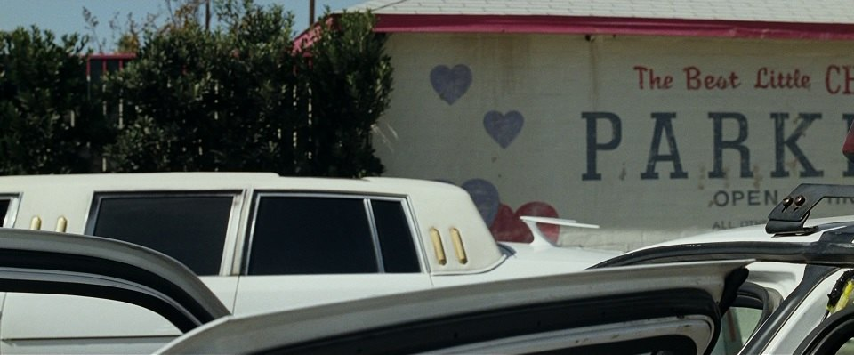 1980 Cadillac Sedan DeVille Stretched Limousine + The Hangover 2009