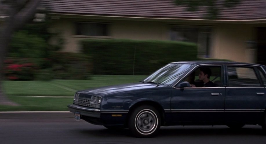 1982 Chevrolet Celebrity + American Pie