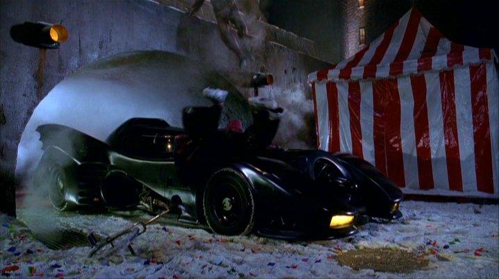 1989 Made for Movie Batmobile + Batman Returns