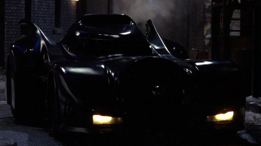1989 Made for Movie Batmobile + Batman Returns 1992