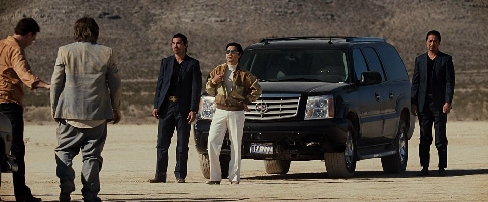 2005 Cadillac Escalade ESV GMT830 + The Hangover 2009