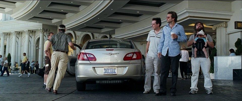 2007 Chrysler Sebring JS