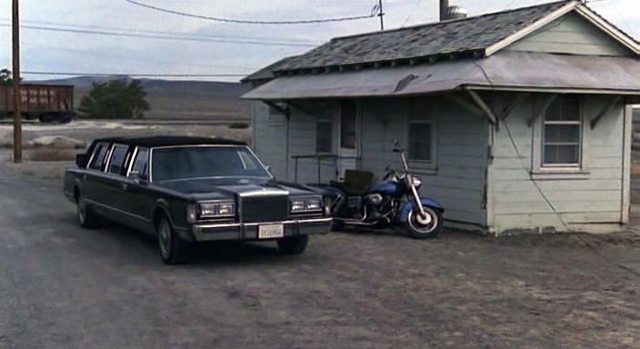 Harley-Davidson FLH Electra Glide Shovelhead
