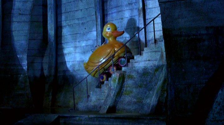 Made for Movie Duck Based on 6-wheel ATV