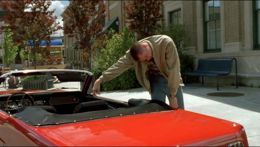 1966 Ford Mustang, Me, Myself and Irene