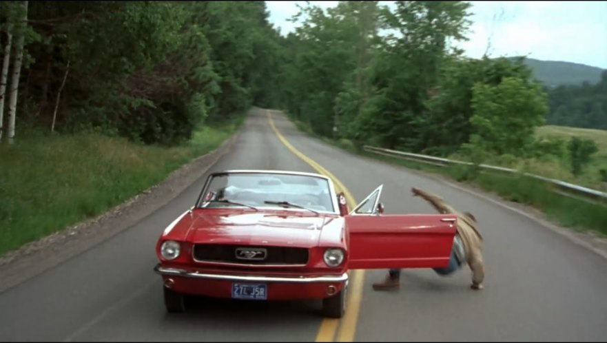 1966 Ford Mustang, Me Myself and Irene 2000