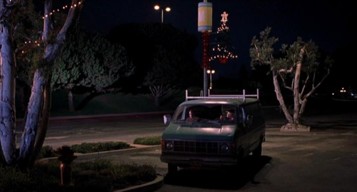 1979 Dodge Tradesman, Bad Santa 2003