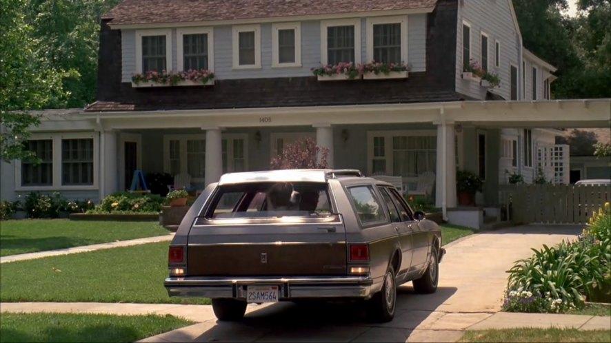 1983 Oldsmobile Custom Cruiser, Beethoven