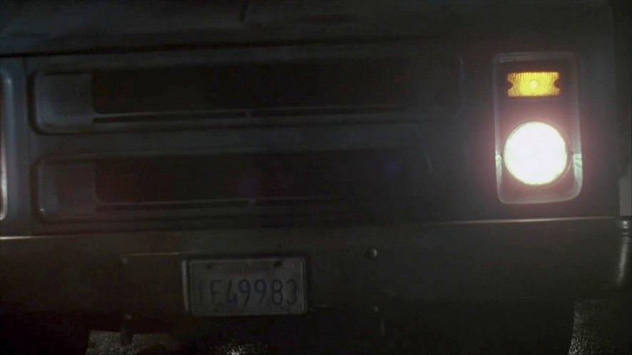 1984 Chevrolet Step-Van P-30