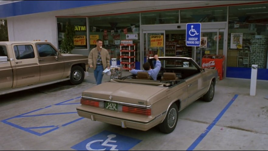 1984 Chrysler LeBaron Convertible