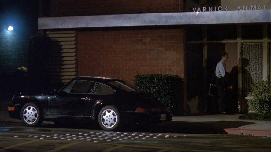 1990 Porsche 911 Carrera 964, Beethoven 1992
