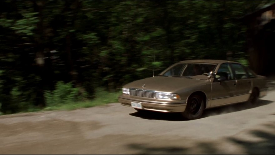 1994 Chevrolet Caprice 9C1, Me, Myself and Irene 2000