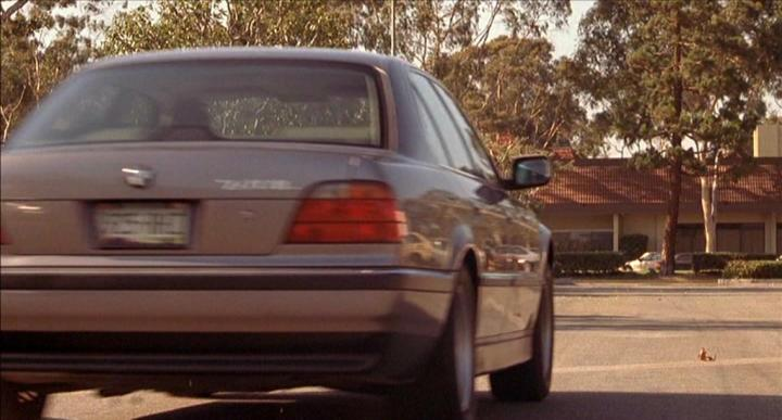 1995 BMW 740iL E38, Bad Santa