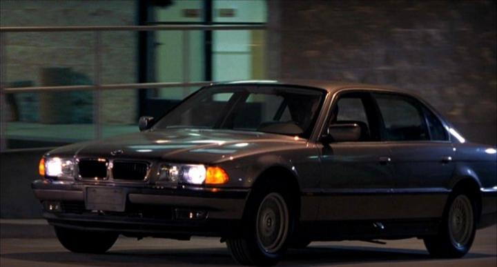 1995 BMW 740iL E38, Bad Santa 2003