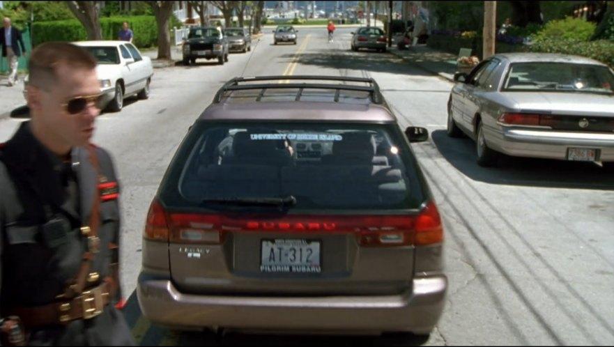 1995 Subaru Legacy L BK