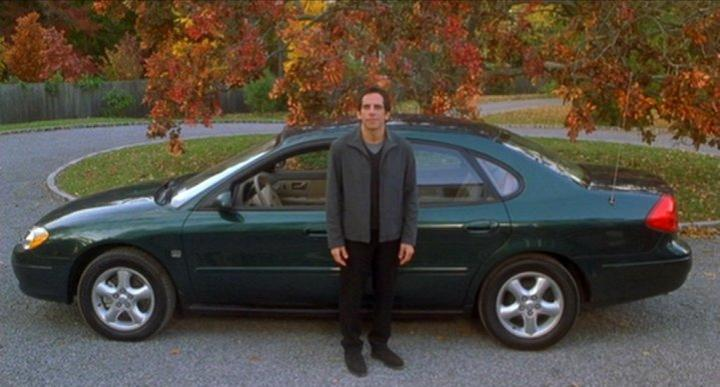 2000 Ford Taurus SE, Meet the Parents 2000