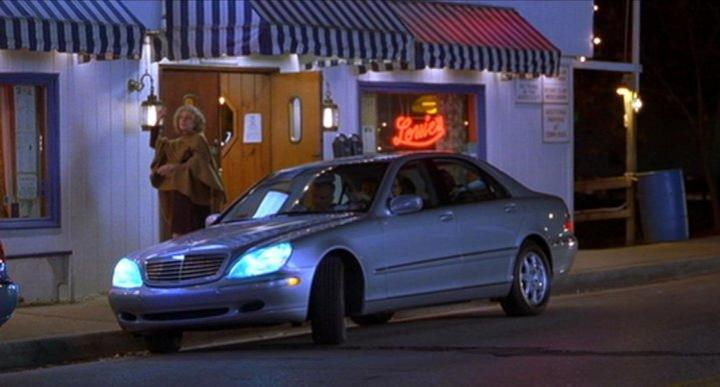 2000 Mercedes-Benz S 500 W220,Meet the Parents 2000