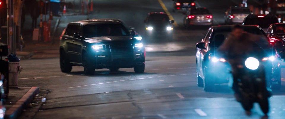 2014 Jeep Grand Cherokee SRT WK2, Venom 2018