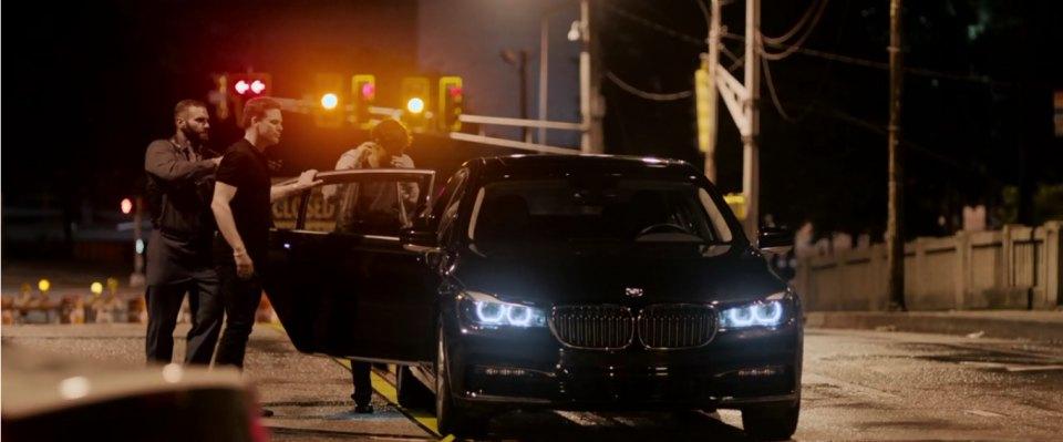 2016 BMW 7 G12