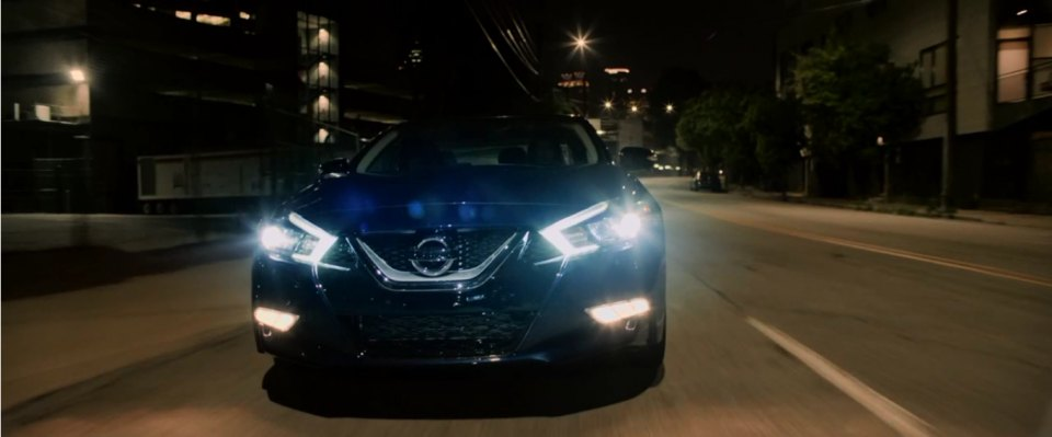 2016 Nissan Maxima A36, Game Night 2018