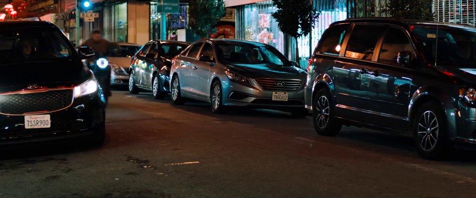 2017 Hyundai Sonata SE LF