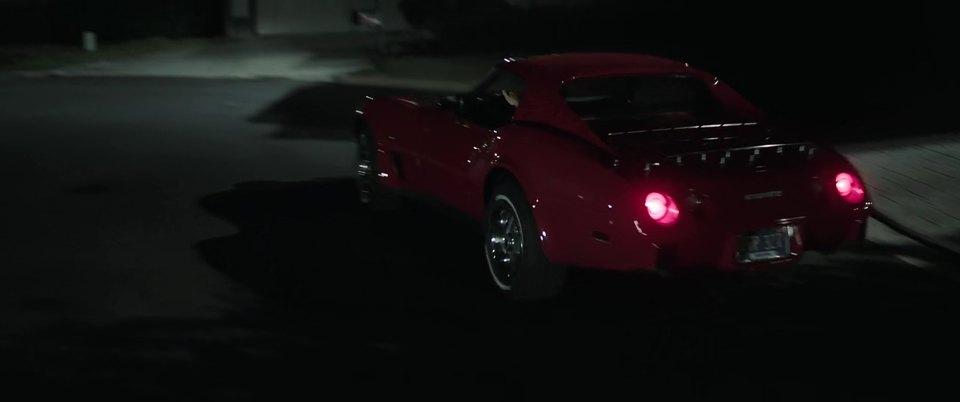 Chevrolet Corvette C3, Game Night
