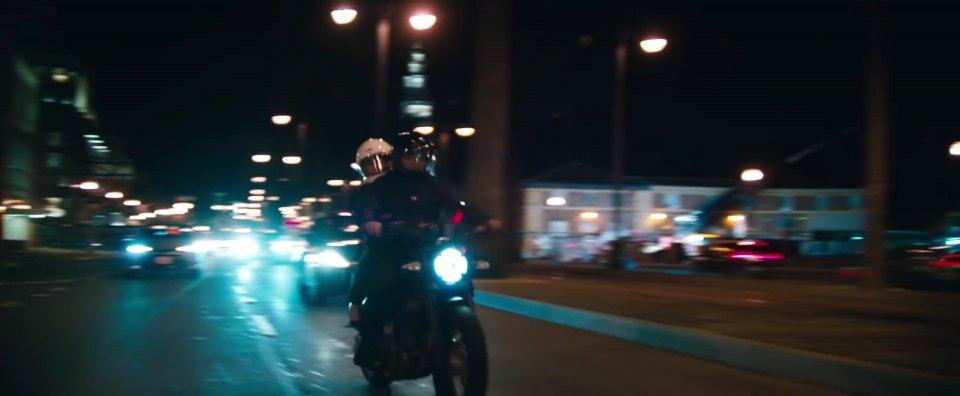 Ducati Scrambler Classic, Venom