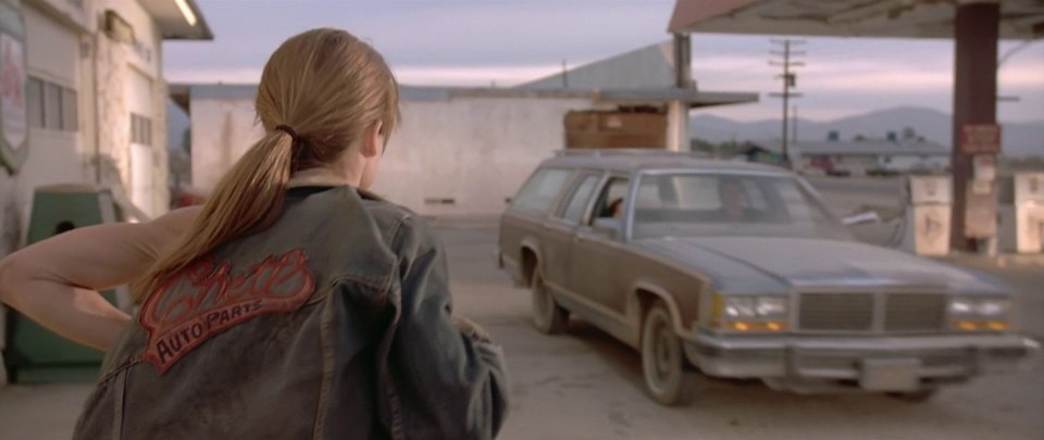 1980 Ford LTD Country Squire, Terminator 2 1991