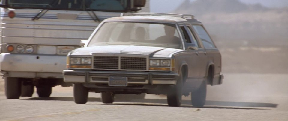 1980 Ford LTD Country Squire, Terminator 2 Judgment Day