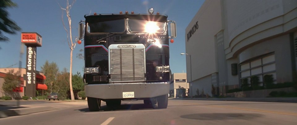 1984 Freightliner FLA, Terminator 2 Judgment Day
