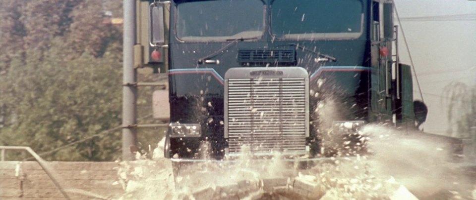 1984 Freightliner FLA. Terminator 2 1991