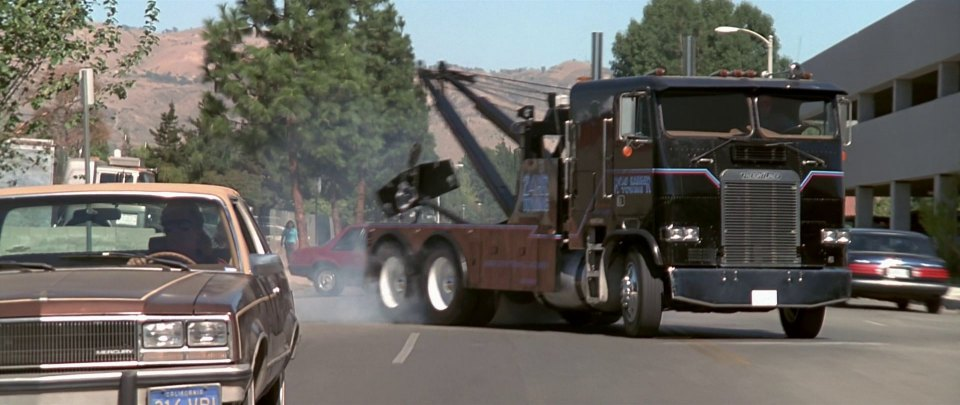 1984 Freightliner FLA, Terminator 2 Judgment Day 1991