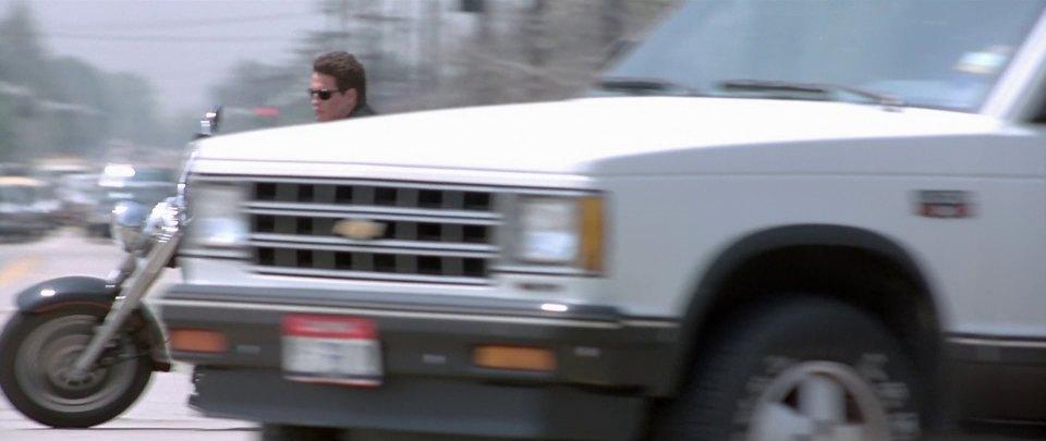 1986 Chevrolet S-10 Blazer 4x4