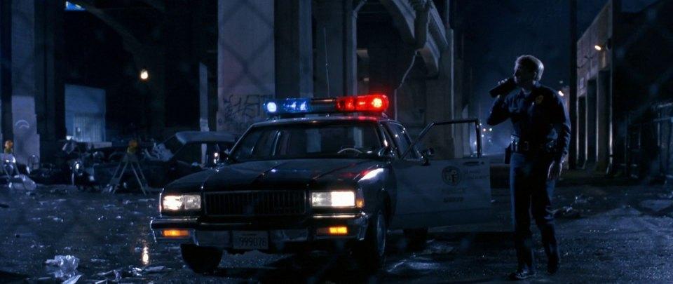 1987 Chevrolet Caprice 9C1, Terminator 2 1991