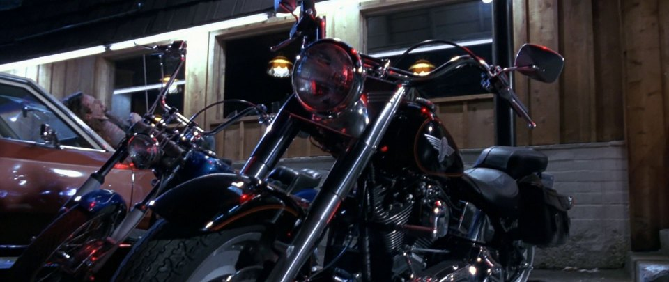 1991 Harley-Davidson FLSTF Fat Boy, Terminator 2 Judgment Day
