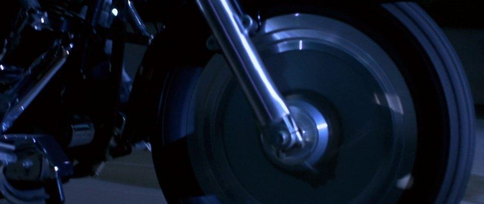 1991 Harley-Davidson FLSTF Fat Boy, Terminator 2 1991