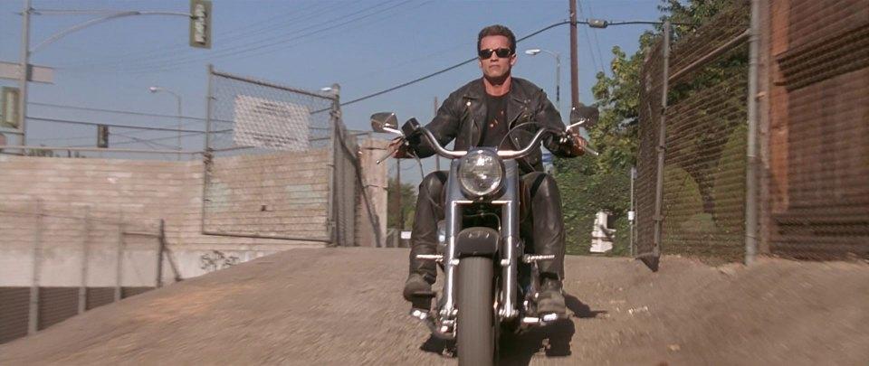 1991 Harley-Davidson FLSTF Fat Boy