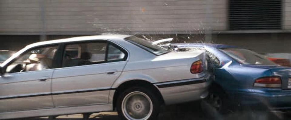 1999 BMW 740iL E38