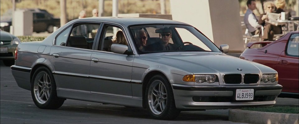 1999 BMW 740iL E38, Fun with Dick And Jane 2005