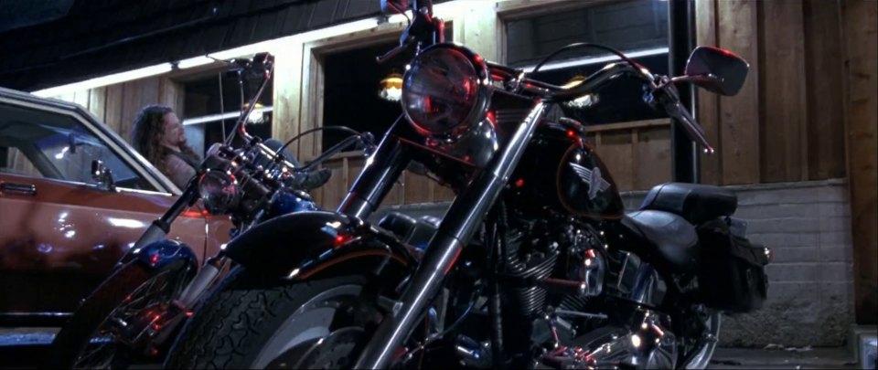 Harley-Davidson FXWG Wide Glide 2