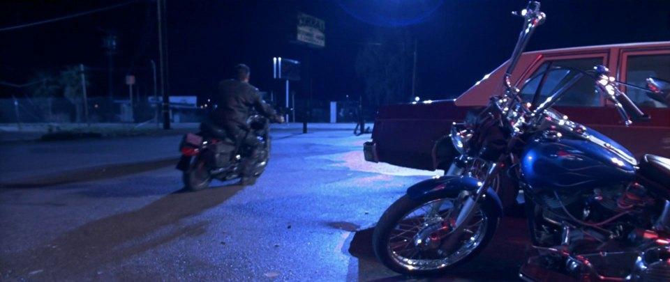 Harley-Davidson FXWG Wide Glide