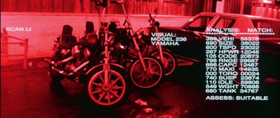 Harley-Davidson Shovelhead Custom Chopper