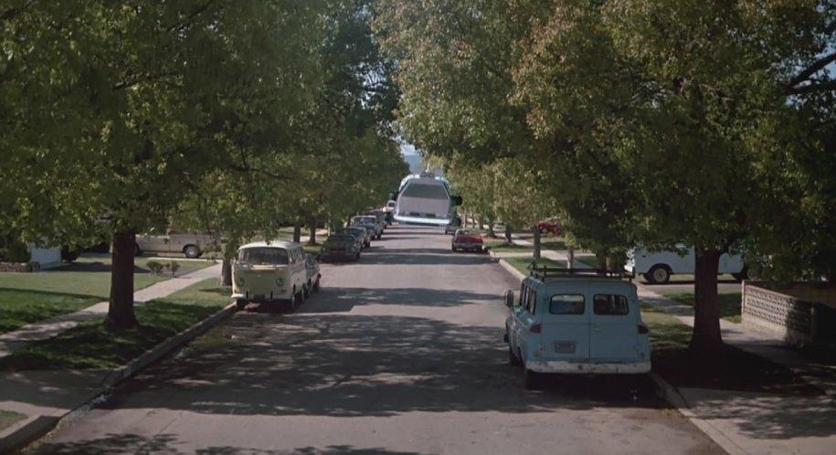 1968 Volkswagen Station Wagon Typ 2 T2