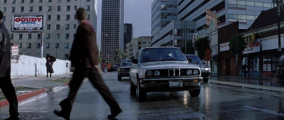1985 BMW 325i E30