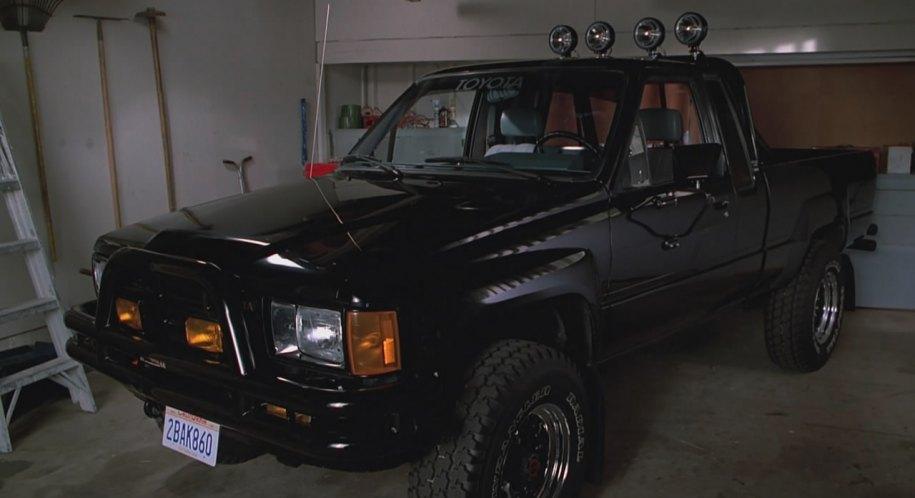 1985 Toyota Truck Xtra Cab 4x4 RN65