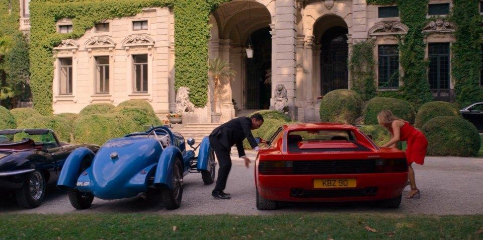 1986 Ferrari Testarossa, Murder Mistery