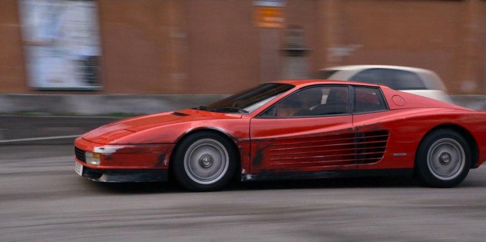 1986 Ferrari Testarossa, Murder Mistery 2019