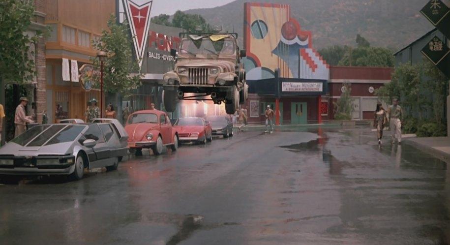 1989 Pontiac Fiero Concept