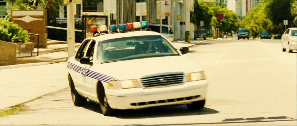 1998 Ford Crown Victoria P71