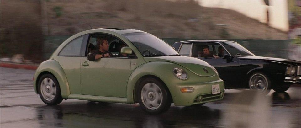 1999 Volkswagen New Beetle Typ 1C